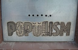 Meghívó: A populizmus helyzete 2016-ban