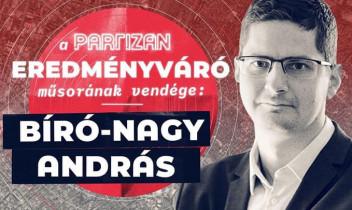 Bíró-Nagy András a Partizán önkormányzati választási műsorában