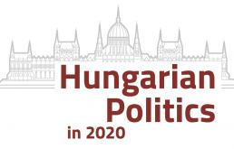 Hungarian Politics in 2020 - Politikai évkönyv bemutató